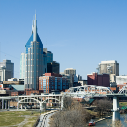cities nashville