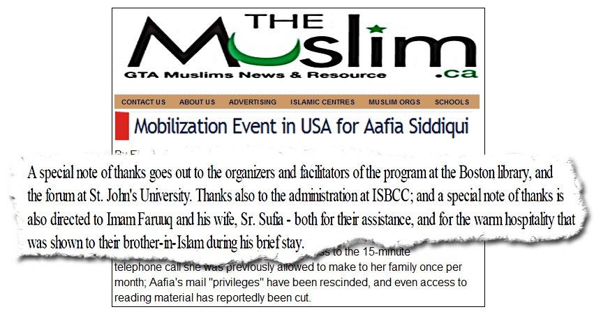 Mauri Saalakhan - Mobilization Event for Aafia Siddiqui