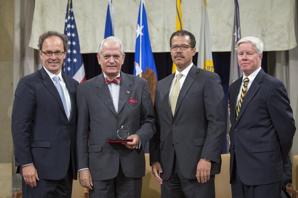 Qazi DoJ Award Pic