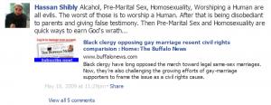 Shibly Homosexuality