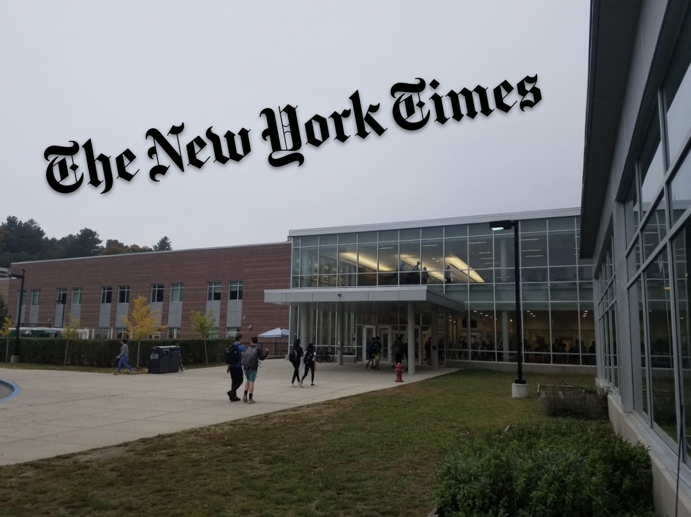 "FLASH! ""The New York Times"" Cites Newton Public Schools as Part of a National Anti-Semitism Trend"